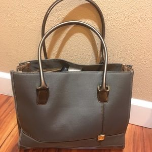 DVF shoulder bag large